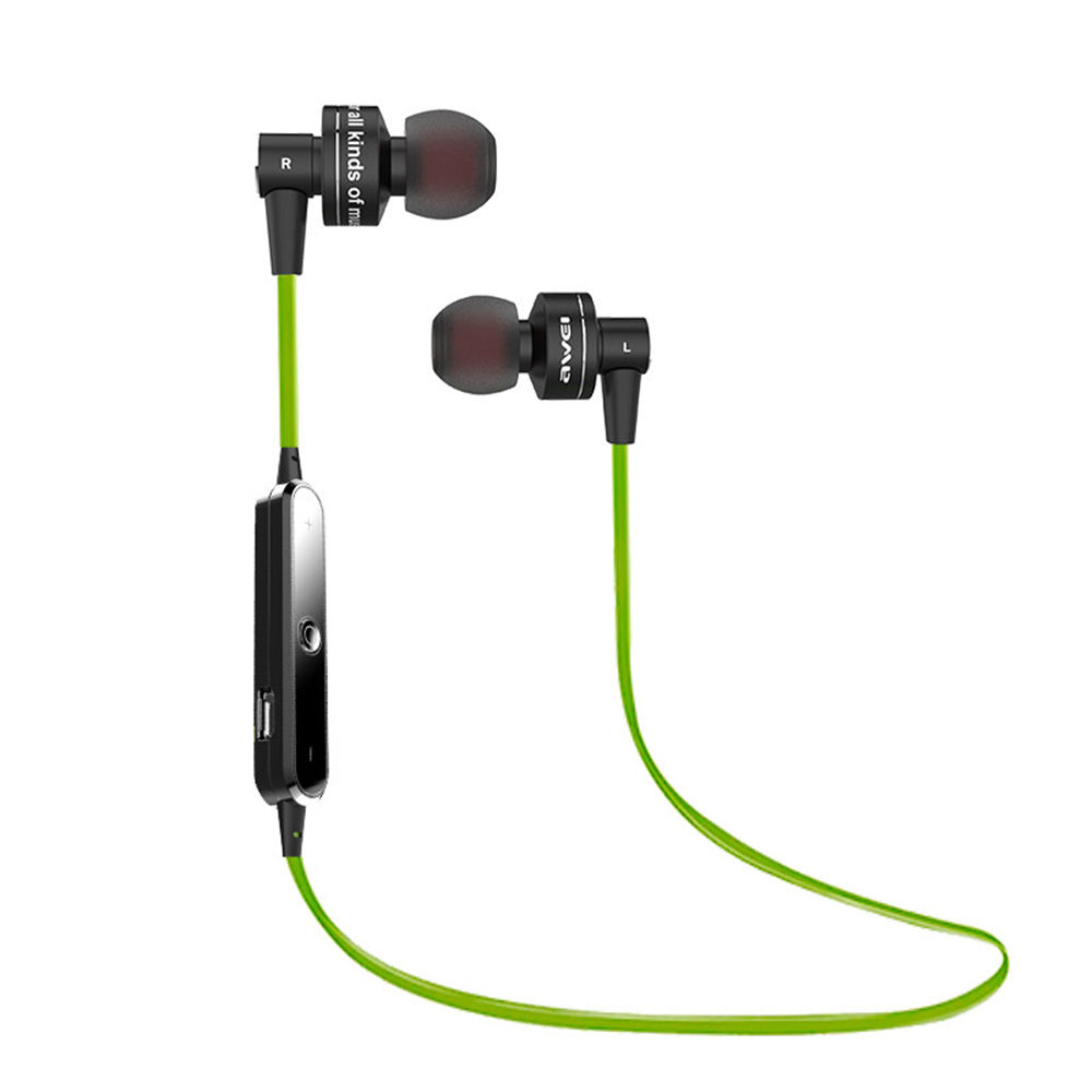 Awei - AWEI A990BL In-Ear Bluetooth fülhallgató headset 29c46f886e